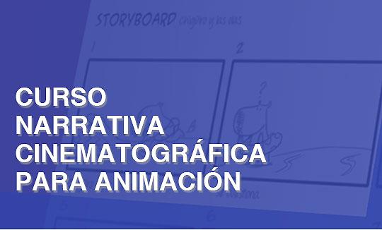 Curso: Narrativa para Animación en la Universidad Nacional