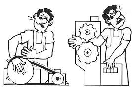 Riesgos Mecanicos: Riesgo Mecánico y Herramientas Manuales.