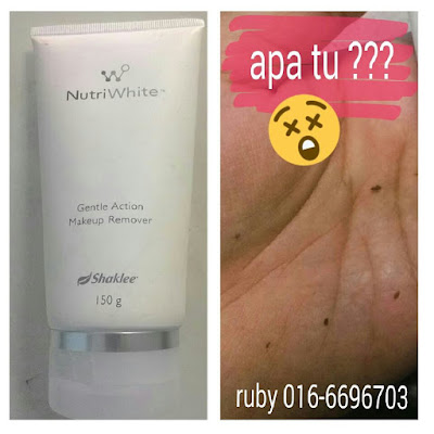 Make Up Remover PENYENTAL DAKI