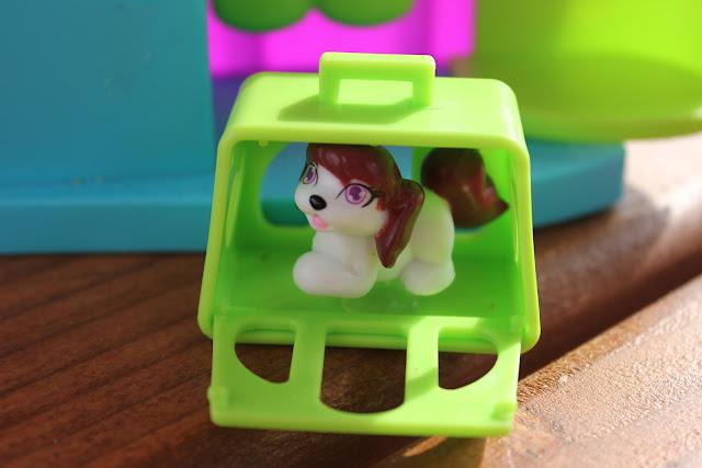Katie S Nesting Spot Polly Pocket Playtime Pet Shop Play Set
