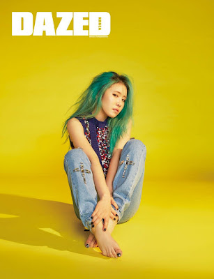 Suran Dazed and Confused February 2016