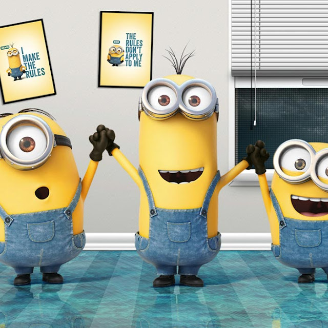 Minions Wallpaper Engine