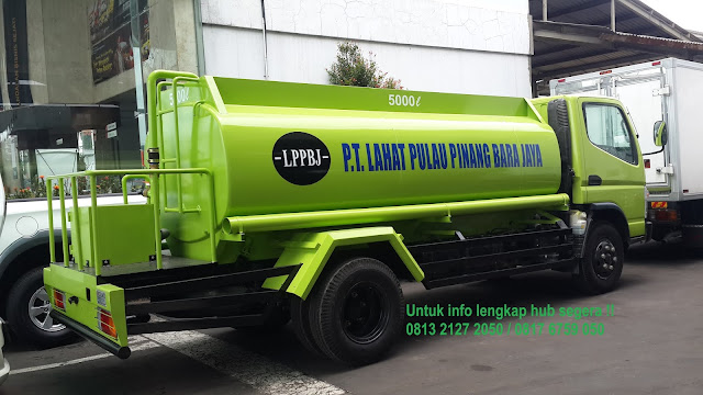 harga mitsubishi colt diesel canter tangki siram 2020