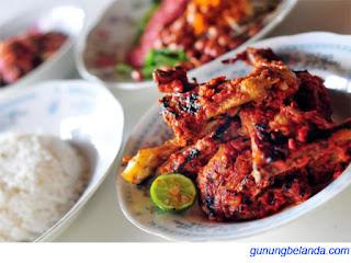 Ayam Taliwang Adalah Makanan Khas Lombok