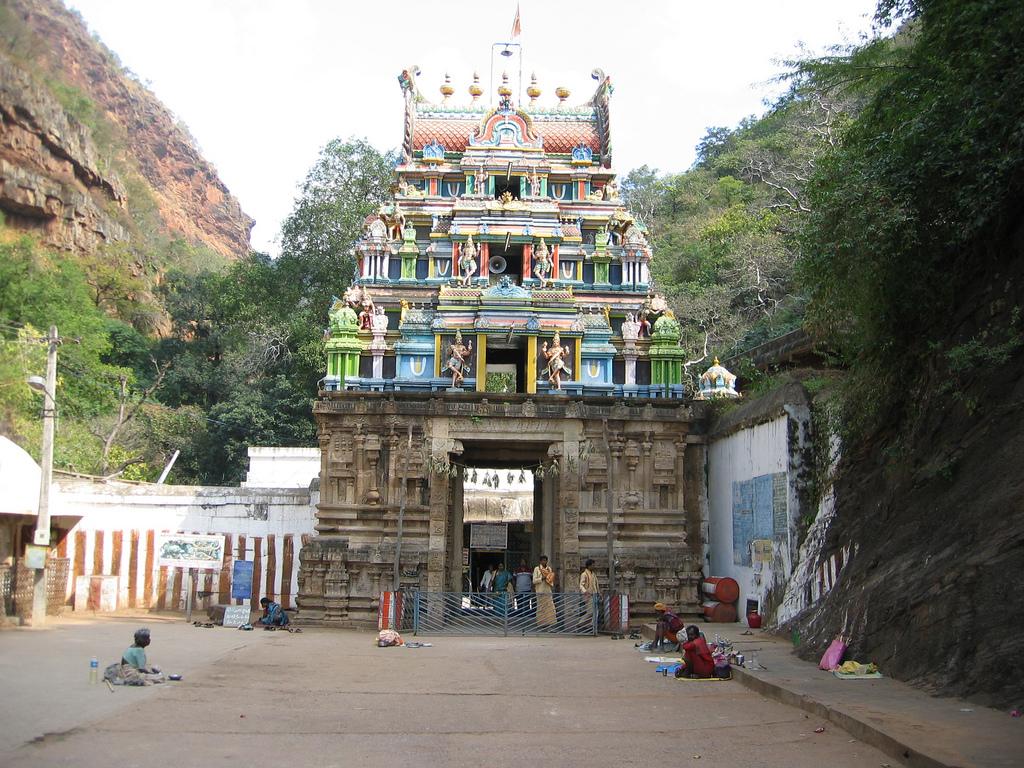 Sri Ahobila Lakshmi Narasimha Swami Temple Brahmotsavams