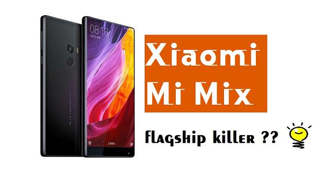 Harga Xiaomi Mi Mix Dibandrol 14 Jutaan, Ini Spesifikasinya!