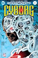 DC Renascimento: Cyborg #4