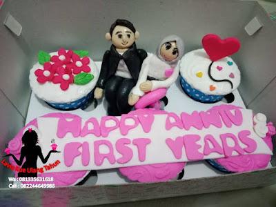 Kue Ulang tahun Perkawinan