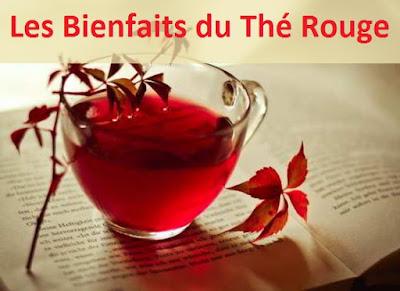 Ce sont les bienfaits du thé rouge, profitez-en!