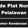 Kode Plat Nomor Kendaraan Pelalawan