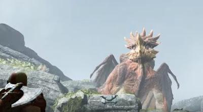 God of War, Dragon Otr
