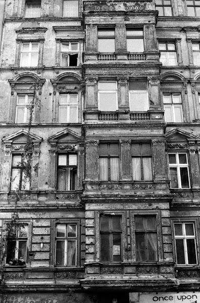 Berlin, Zimmerstraße, © L. Gigout, 1990