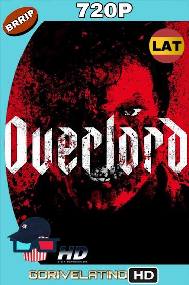 Operación Overlord (2018) BRRip 720p Latino-Ingles mkv