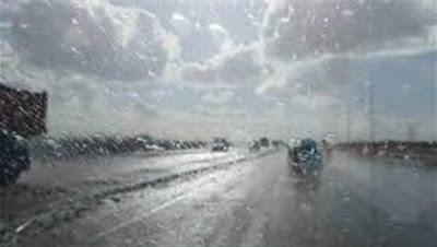 المرور: طوارئ في غرف العمليات تحسبًا لسقوط الأمطار على الطرق السريعة