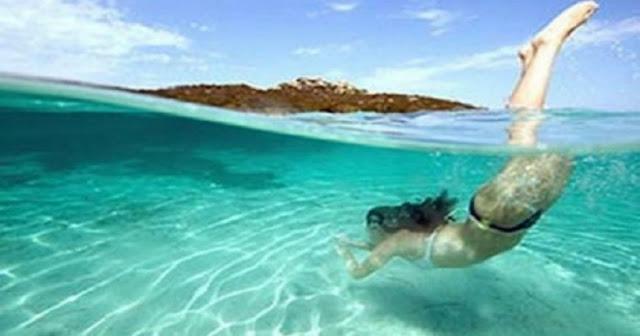 Μεγάλη προσοχή: Μην ξεπλένεστε από το αλάτι της θάλασσας κατευθείαν μετά το μπάνιο! Δείτε τον πολύ σοβαρό λόγο!!!