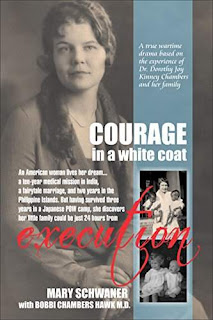 Courage in a White Coat by Mary Schwaner