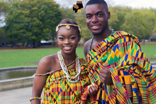 Meet Mr & Miss Teen Ghana Uk 2017: Samuel Atta Banson & Ohemaa Faye Nimoh