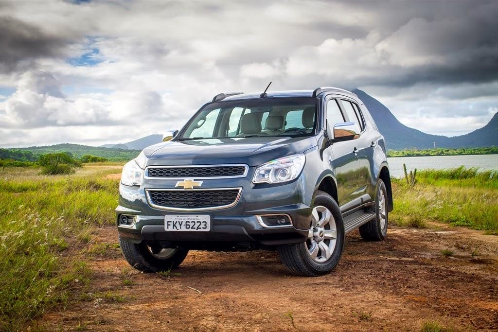 Conexão Automotiva: Linha 2015 da Chevrolet TrailBlazer ...