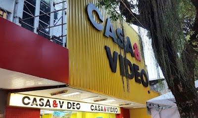 LOJAS CASA & VIDEO VAGAS PARA REPOSITOR, AJUDANTE DE DEPOSITO, ESTOQUISTA, OPERADOR CAIXA, FISCAL DE LOJA – R$ 1.264,00 – COM E SEM EXPERIENCIA