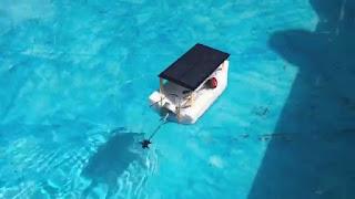 Tutorial Cara Membuat Kapal Mainan Tenaga Surya