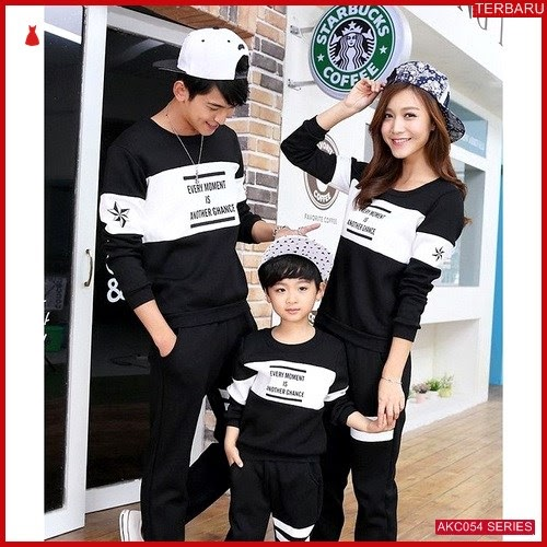 AKC054S129 Sweater Couple Moment Anak 054S129 Keluarga BMGShop