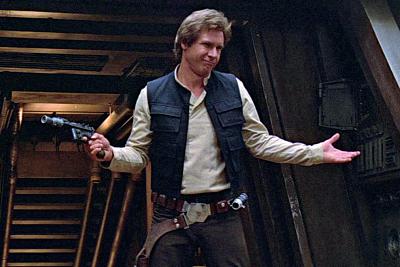 Han Solo siempre dispara primero
