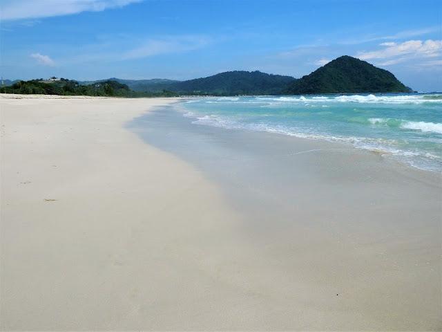 Vackraste stranden på Lombok - Selong Belanak