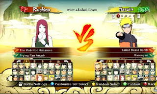 Download Naruto Shippuden Ultimate Ninja Revolutions by Alwan Apk