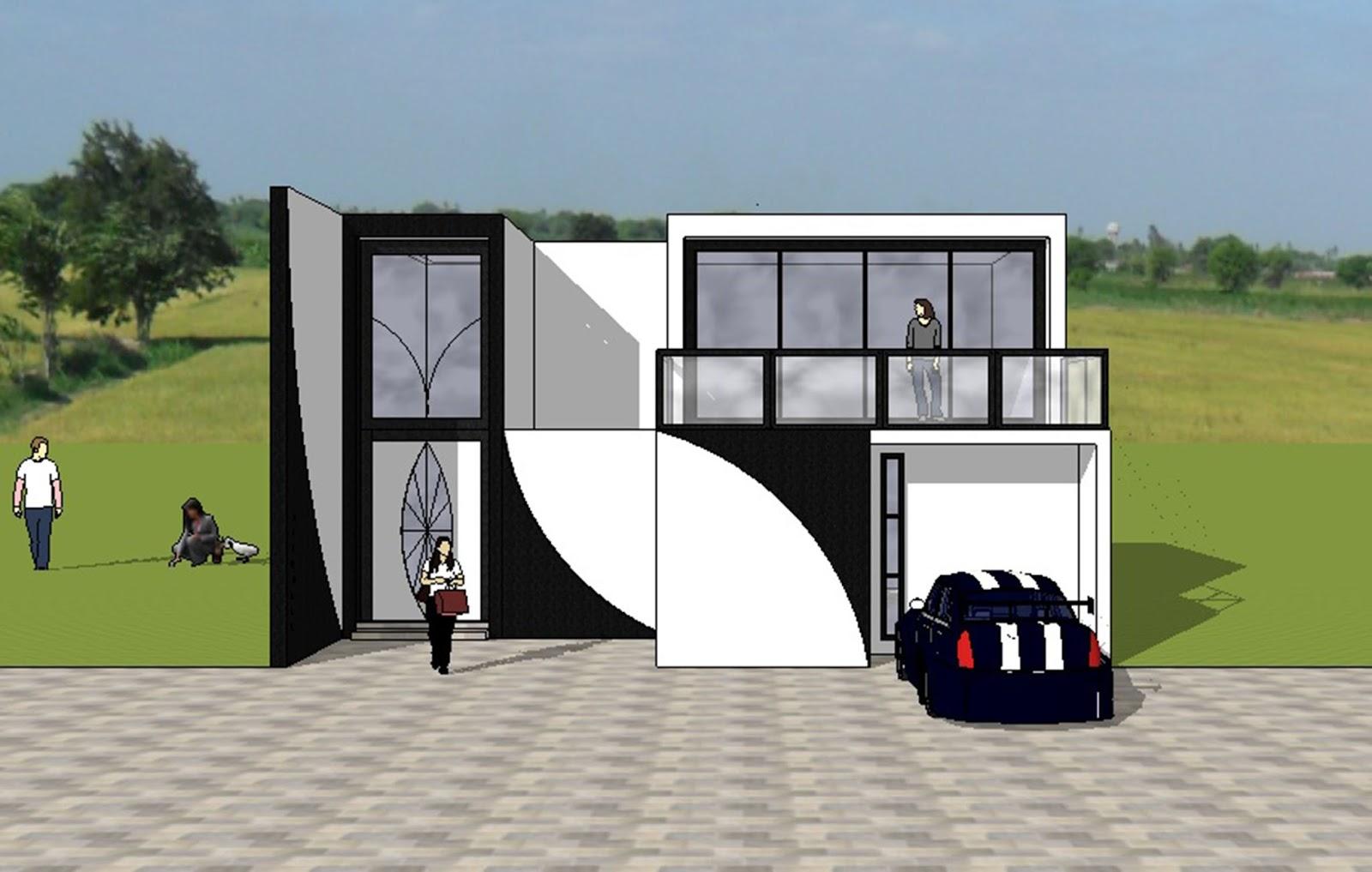 Fachadas y casas magn ficas fachadas para casas sencillas - Fachadas de casas sencillas ...