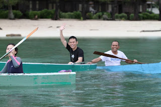 Berlibur ke Pulau Derawan