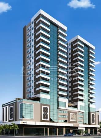 ENC: 1368 - Siena Towers Residence - Lançamento - 3 e 4 suítes - Meia Praia - Itapema/SC