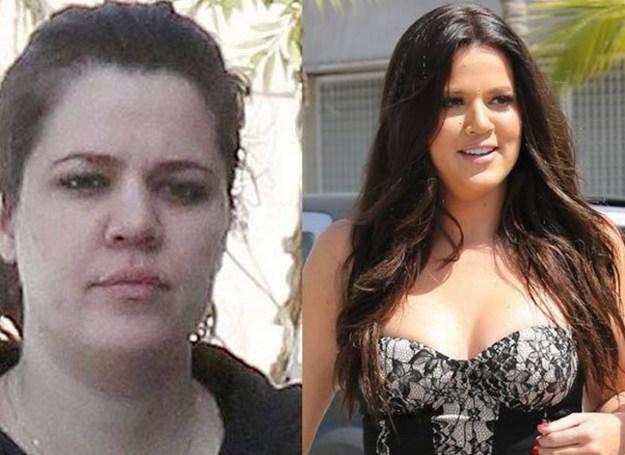 Make Up Transformations Photos