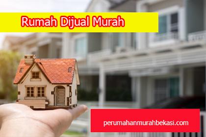 Rumah Dijual Murah Graha Mustika Jaya Bekasi Timur Type 78/78