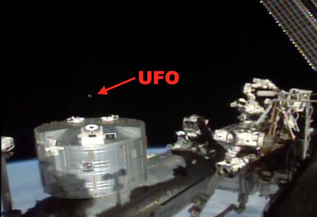 Новости об НЛО (фото, видео)