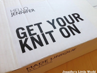 Wool and the Gang knitting kit review