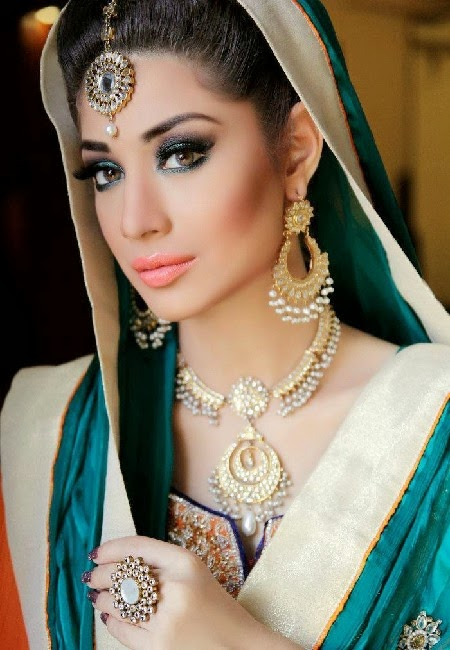 Indian And Pakistani Bridal Jewellery Collection From ...