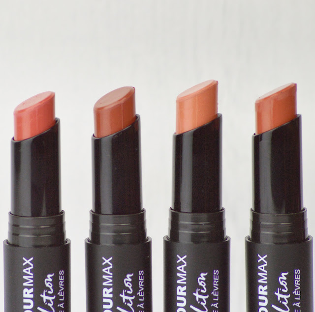 Technic Cosmetics Colour Max Matte Lipstick Nude Edition Lovelaughslipstick Blog