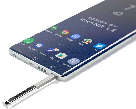 Samsung Galaxy Note 9 in Nepal market. Ready for Pre-order