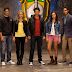 Power Rangers Megaforce - Flagra das filmagens