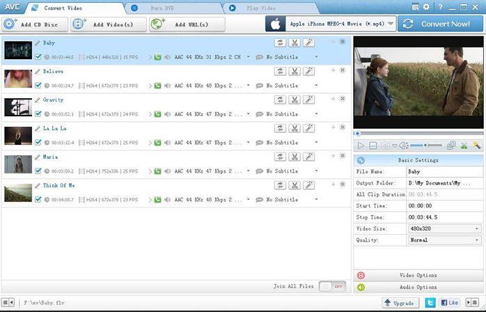 Download Any Video Converter 6.1.4 Gratis Terbaru