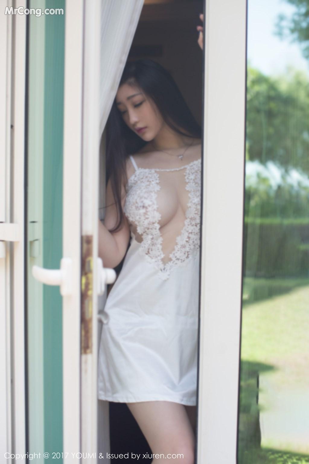 Image YouMi-Vol.077-Daji-Toxic-MrCong.com-038 in post YouMi Vol.077: Người mẫu Daji_Toxic (妲己_Toxic) (49 ảnh)