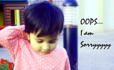 Oopps I am Sorry Whatsapp Images