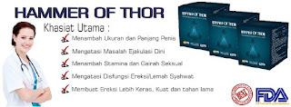 Efek Samping Hammer Of Thor Dan Bahayanya