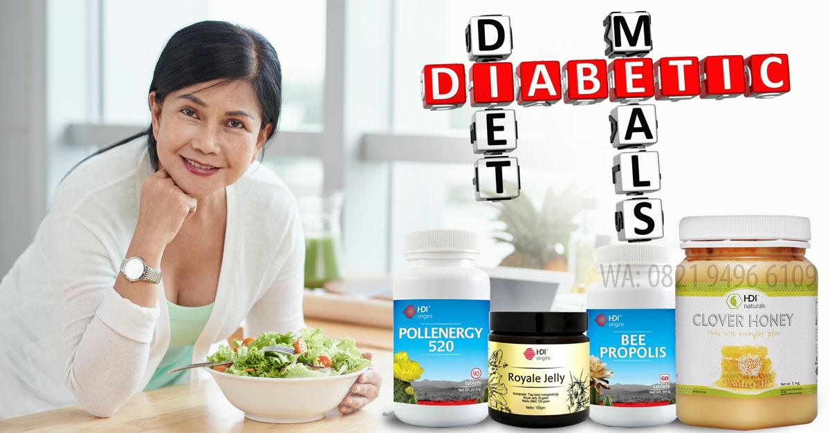amankah madu untuk penderita diabetes