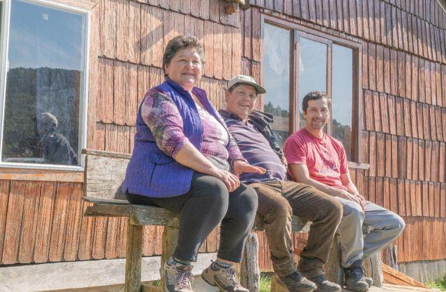 Experiencia turística en caletas Cóndor y Huellelhue
