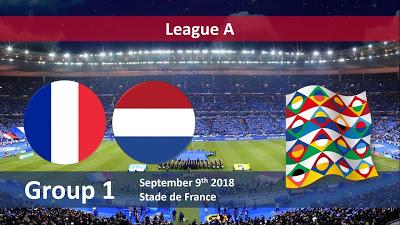 فرنسا و هولندا بث مباشر اليوم الجمعة