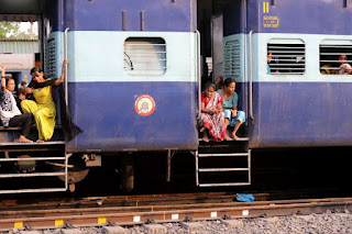 most unreliable long-distance train on the Indian Railways network