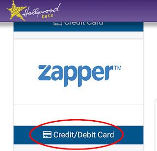 Zapper - Hollywoodbets - How to Deposit - Step 4
