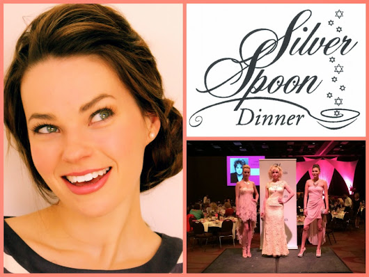 Midtown Fashion at The Silver Spoon Dinner 2014