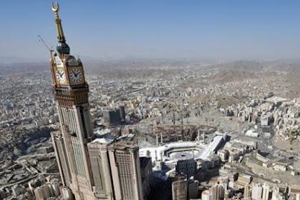 Jasa Arab Saudi Pada Indonesia yang Jarang di ketahui